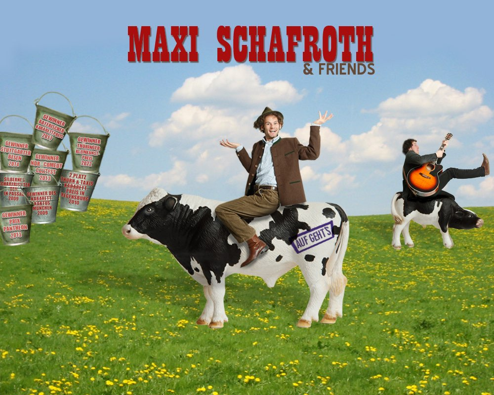 Maxi Schafroth - Faszination Bayern | Start
